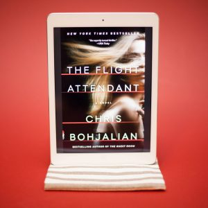 Read Remark Book Review - The Flight Attendant by Chris Bohjalian
