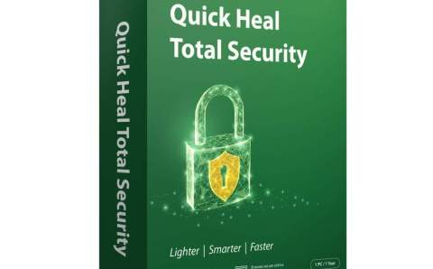 Quick Heal Total Security Antivirus For PC- Laptop