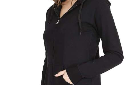 The Stylish Fashion Women Cotton Hooded Hoodie