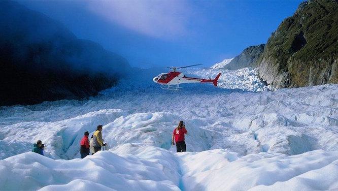 NZ Fox Glacier