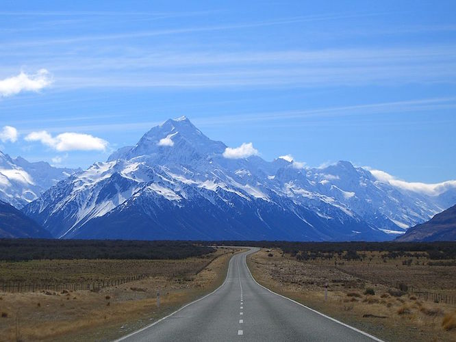 NZ Mount Cook