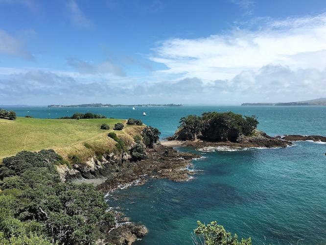 NZ Owhanake to Matiatia 1