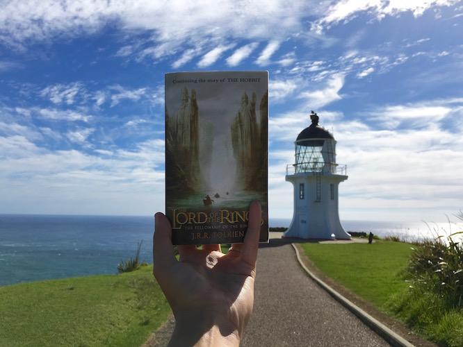 LOTR Cape Reinga Lighthouse