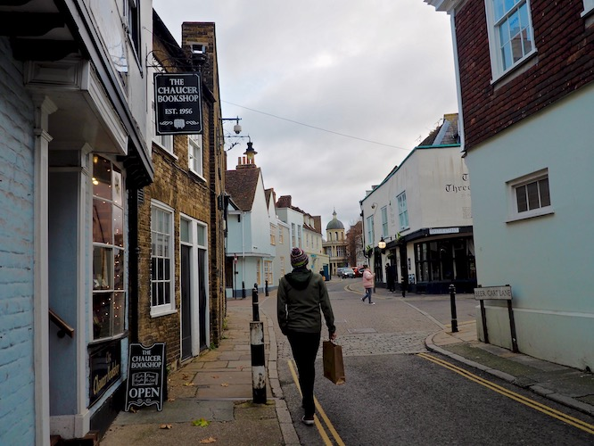 Getting Lost In Canterbury Read To Travel