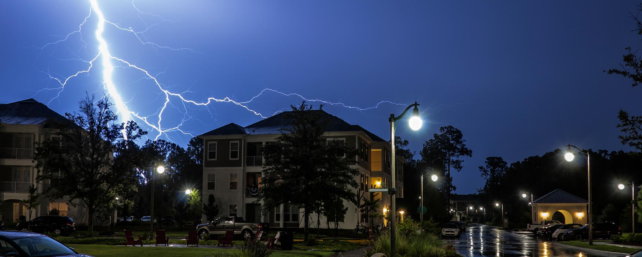 thunderstorms lightning ready gov