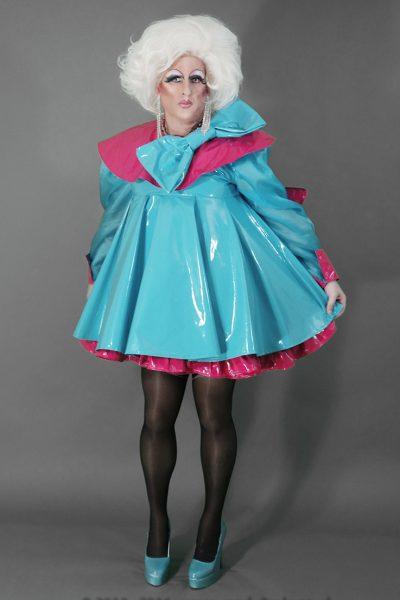 Sissy Reign Bow Dress AUG16 1 400x600 Customer Gallery