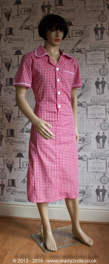 Adult School Dress - Sissy School Dresses