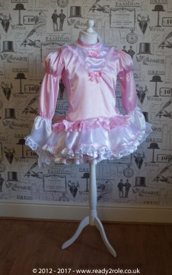Sissy Dress Lily by Ready2Role