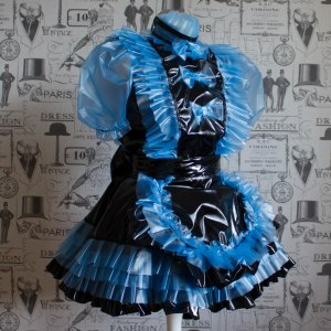 Sissy Dress Kimberely PVC by Ready2Role JAN17 300x300 Home