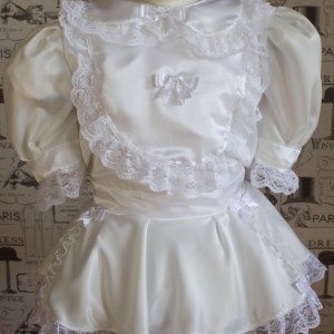 Sissy Dress Rosie Ivory Satin by Ready2Role JAN17 300x300 Home