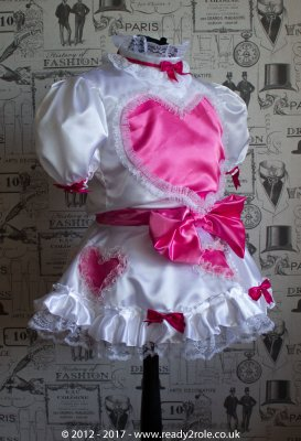 Bon Bon Sissy Dress by Ready2Role MAR17