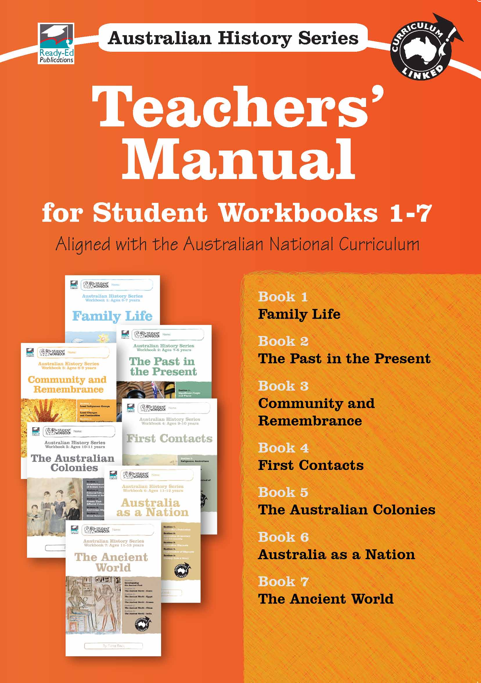 Australian History Series Teachers Manual