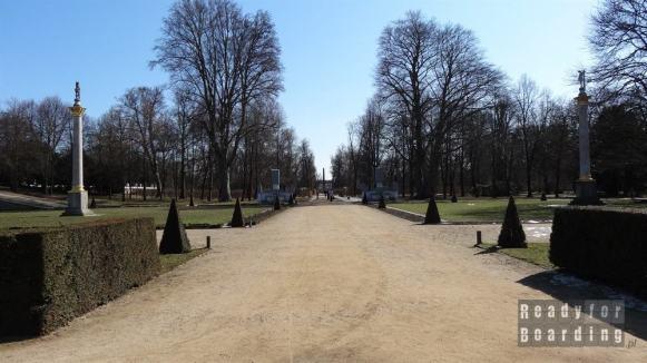 Zespół pałacowo-ogrodowy w Poczdamie (pod Berlinem)