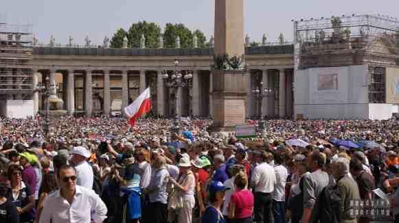 Papież Franciszek: Audiencja generalna