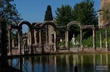 Willa Hadriana, Tivoli