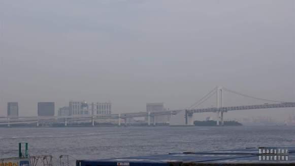 Japonia, Tokio - widok na Odaiba