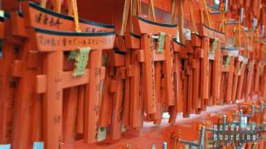 Kioto - Fushimi Inari Shrine