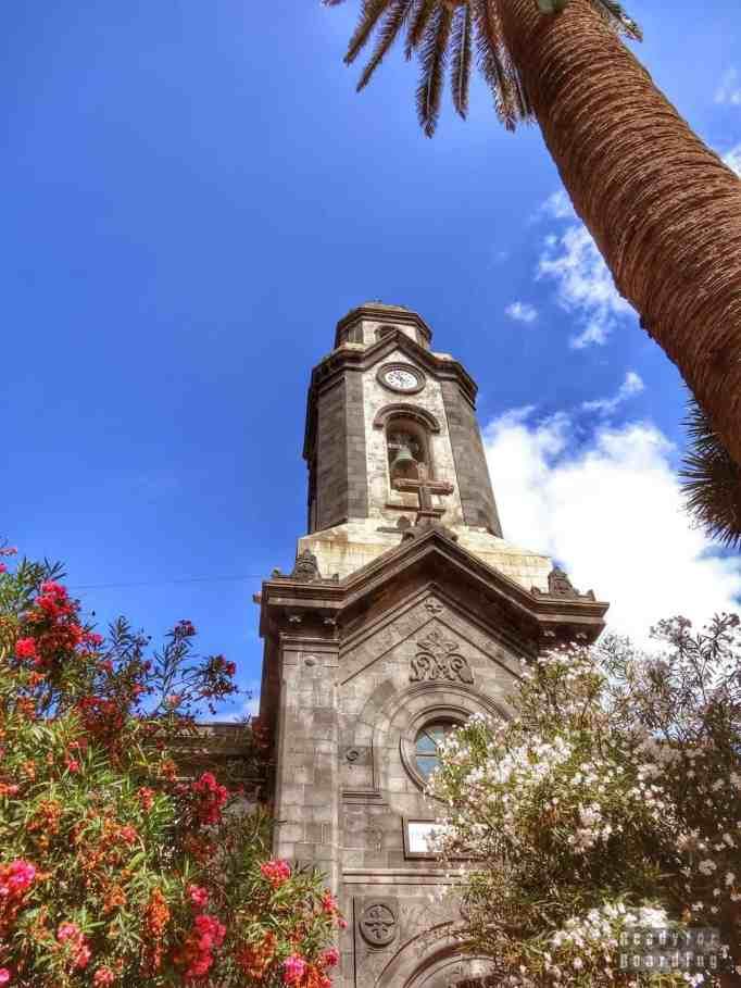 Iglesia de Nuestra Senora de la Pena Francia - Puerto de la Cruz