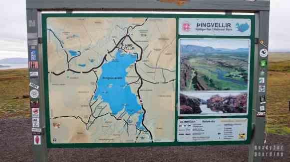 Park Narodowy Thingvellir, Golden Circle - Islandia