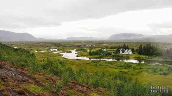 Park Narodowy Þingvellir, Golden Circle - Islandia