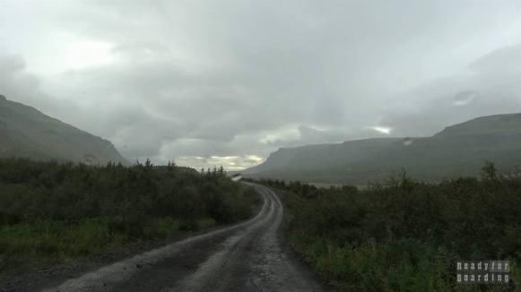 Najwyższy wodospad na Islandii - Glymur
