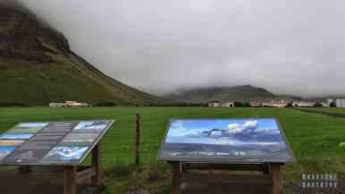 Wulkan Eyjafjallajökull - Islandia