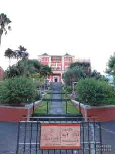 La Orotava w drodze na Teide