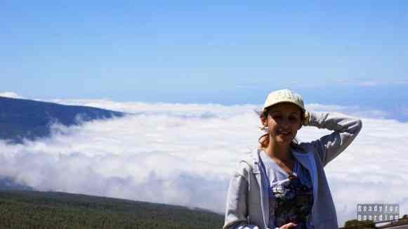 Teneryfa - Teide, ponad chmurami...