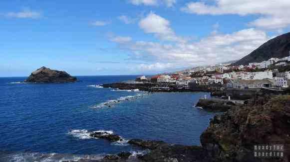 Teneryfa - droga do Punta Teno