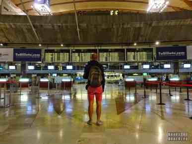 Lotnisko na Teneryfie, Wyspy Kanaryjskie
