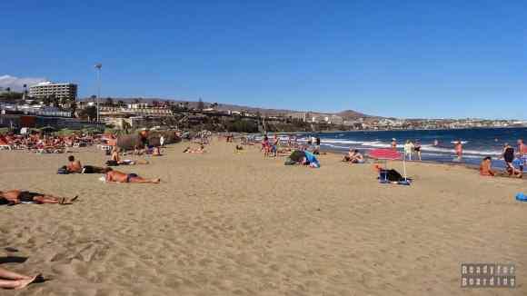 Maspalomas i Playa del Ingles, Gran Canaria