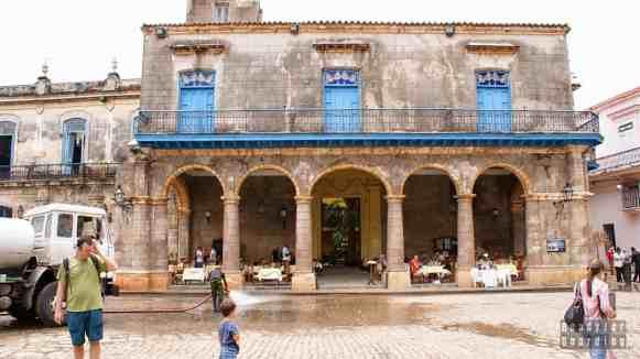 Plac Katedralny w Hawanie - Kuba