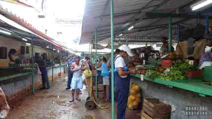 Targ w Hawanie - Kuba