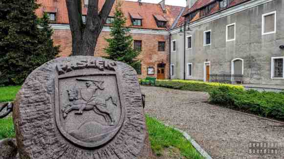 Pasłęk - Zamek Krzyżacki