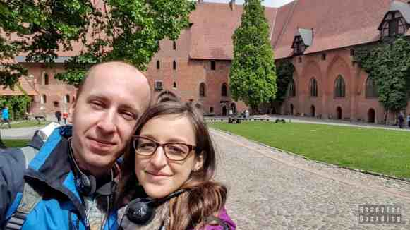 Malbork - Zamek Średni