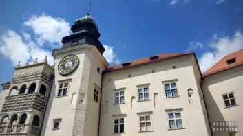 Loggia widokowa, Zamek w Pieskowej Skale
