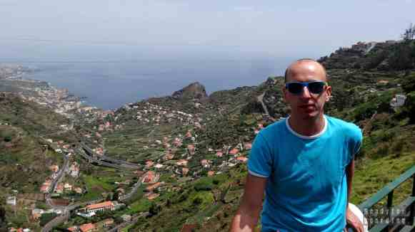 Dojazd do Cabo Girao - Madera