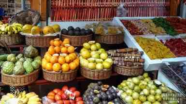 Mercado dos Lavradores - Funchal, Madera