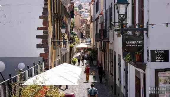 Zona Velha - Funchal, Madera