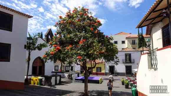 Capela do Corpo Santo - Funchal, Madera