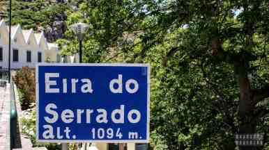 Eira do Serrado, Madera