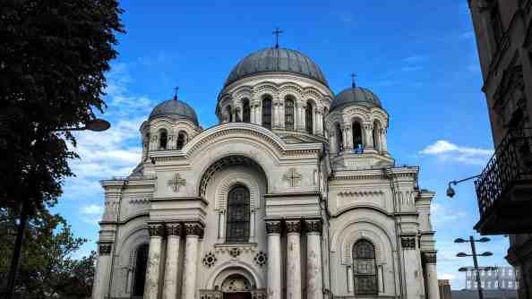 Sobór Michała Archanioła, Kowno