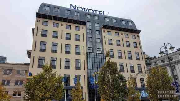 Hotel Novotel, Wilno