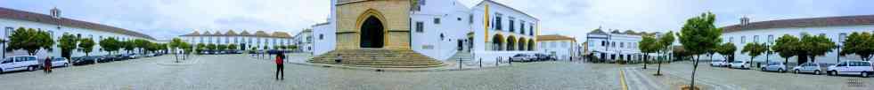 Stare miasto z Sé - Faro