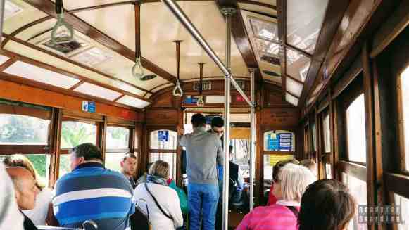 Tramwaj nr 28, Lizbona