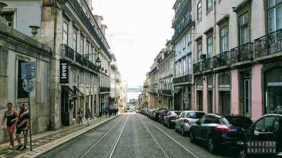 Ulice Lizbony