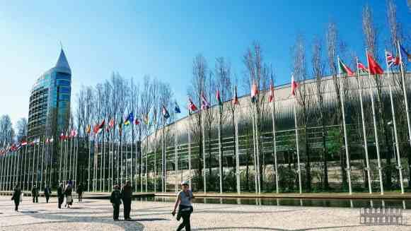 Parque das Nações, Lizbona