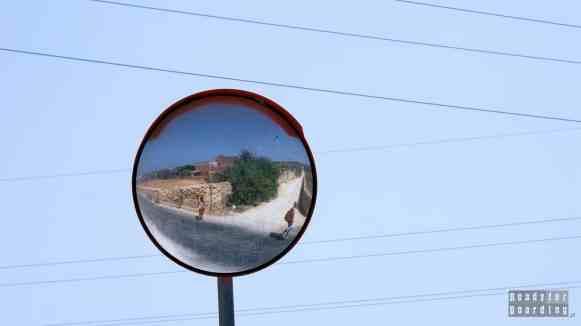 Droga do Wioski Popeya