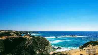 Plaże w okolicach Porto Covo, Portugalia