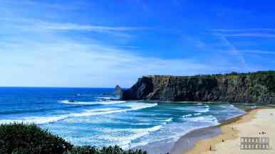 Plaża Odeceixe - Portugalia